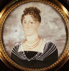 Portret van Juliana Andrea Becquer (1796-1873)