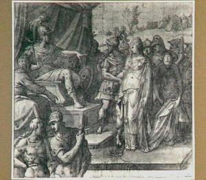 De grootmoedigheid van koning Cyrus (Xenophon, Cyropaedie 5, 1, 3)
