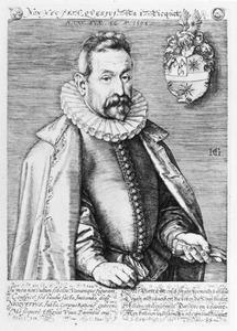 Portret van Jan Nicquet I (1539-1608)