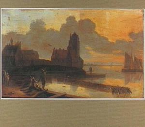 De haven van Emden