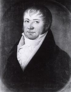 Portret van Walraad Otto van Hugenpoth tot den Berenclaauw (1767-1814)