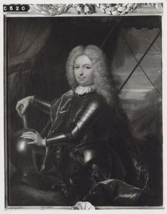 Portret van François Nicolaas des H.R. Rijksbaron Fagel (1655-1718)
