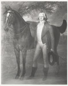 Portret van Jan Diderik baron van Tuyll van Serooskerken (1773-1834)