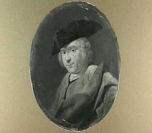Portret van de vader van de schilder