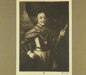 Portret van Maerten Harpertsz. Tromp (1598-1653)