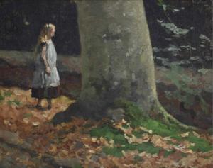 Portret van Peronne Arntzenius (1883-1953)