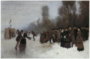 Het schaatsfeest