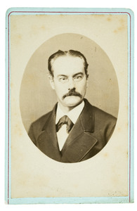 Portret van David Cornelis van Lennep (1842-1919)