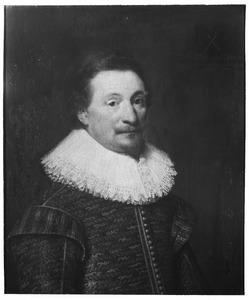 Portret van Jacob van Paffenrode (?-1652)
