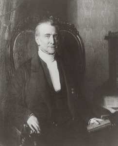 Portret van Hendrik Joannes Romeny (1792-1861)