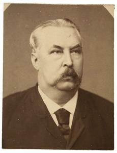 Portret van Dionijs Boeke (1832-1891)