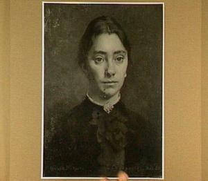 Portret van Mevrouw J.H.E. Arntzenius-Witsen