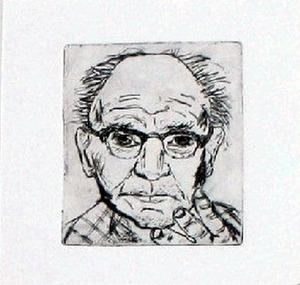 Portret van Karel van het Reve (1921-1999)