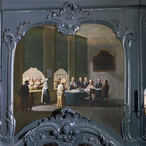 Armenzorg in de 18de eeuw