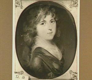 Portret van Henriette Wilhelmina Hartingh (1774-1860)
