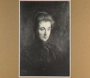 Portret van mw. M. Hennes-Müller