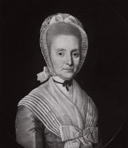 Portret van Anna Henrietta van Swinderen (1741-1819)