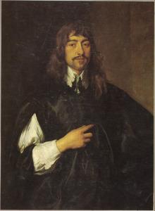 Portret van Sir Walter Pye (1610-1659)