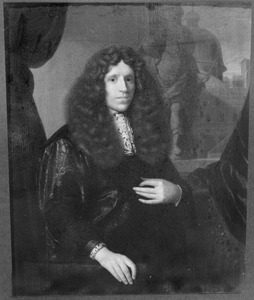 Portret van Cornelis Teresteyn van Halewijn (1641-1701)
