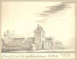 Het huis De Wezenhorst bij Gendringen