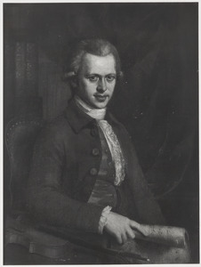 Portret van Bartholomeus Weddik Wendel (1746-1825)