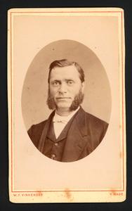 Portret van Gerth van Wijk