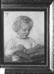 Portret van Pieter Theophilus Six (1905-1973)