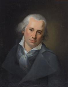 Portret van Daniël de Wit (1755-1829)