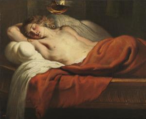 Amor en Psyche (Apuleius, Metamorfosen, V, 22)