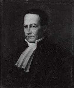 Portret van Janus Ackersdijck (1790-1861)