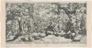 Bruiloft van Cupido en Psyche (Apuleius, Gouden ezel, bk. 4-6)