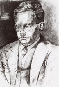 Portret van Henri Johannes Boon (1896-1984)