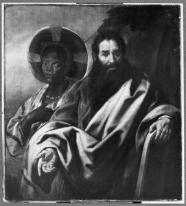 Mozes en zijn Ethiopische vrouw Sippora
