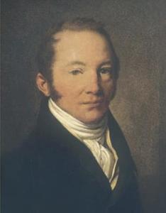Portret van Friedrich Wilhelm Brederlo (1779-1862)