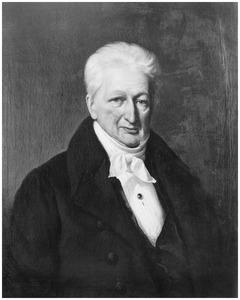 Portret van Jan de Quack (1769-1952)