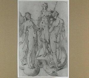 Ceres, Juno en Minerva