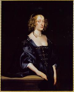Portret van Frances Devereux (1599-1674), Duchess of Somerset
