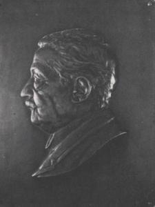 Portret van Pierre August Morin (1819-1895)