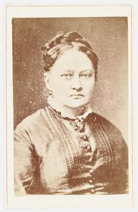 Portret van Maria Wilhelmina Hofstede (1856-1939)