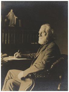 Portret van Ferdinand Domela Nieuwenhuis (1846-1919)
