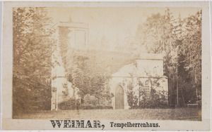 Weimar, Tempelherrenhaus