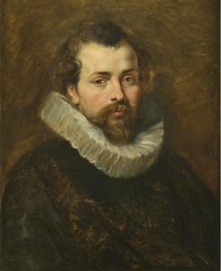 Portret van Philip Rubens (1574-1611)