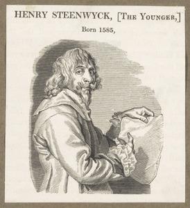 Portret van Hendrik van Steenwijck II (1580 - voor 1640)