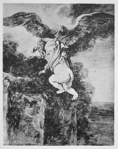 De roof van Ganymedes (Ovidius, Metamorfen X, 153 e.v.)