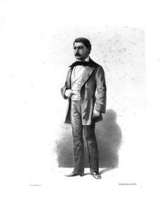 Portret van James John Teding van Berkhout (1814-1880)