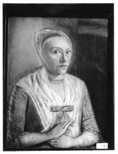 Portret van Maria Jacoba Arnoldina Dibbetz (1748-1811)