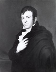 Portret van Johannes Baptist Kobell (1778-1814)