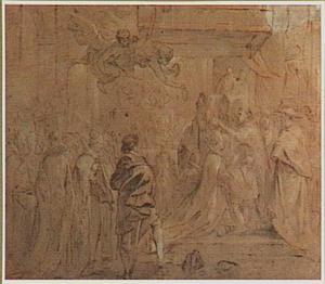 Kroning van Maria de' Medici