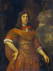 Portret van Cornelis Tromp (1629-1691)