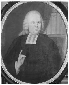 Portret van Johannes Wilhelmus Bussingh (1727-1782)